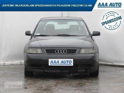 używany Audi A3 I (8L) Klima, El. szyby, wspomaganie Kierownicy, Piaseczno