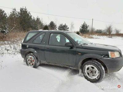używany Land Rover Freelander europejczyk diesel 4x4