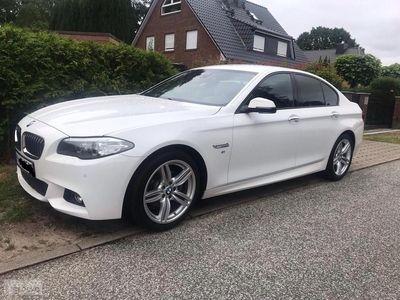 używany BMW 520 2dm 190KM 2015r. 69 000km