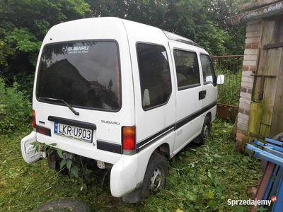 używany Subaru Libero 1.2 4x4 4WD