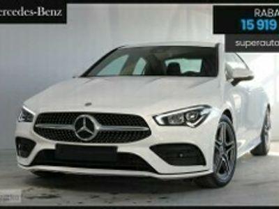 używany Mercedes 200 Klasa CLA Linia AMG(163KM) AMG | Zostań w domu, wszystko załatwimy za Cie