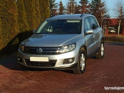 używany VW Tiguan 2.0 TDI Blue Motion PDC, Baranowo