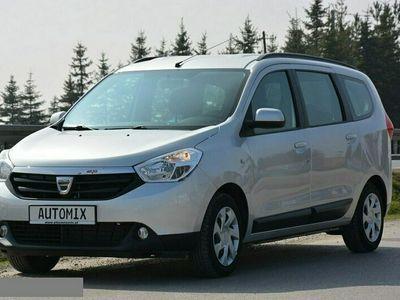 używany Dacia Lodgy 1.5dm 90KM 2012r. 180 689km