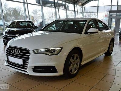 używany Audi A6 2dm 190KM 2016r. 82 070km