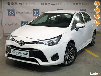 używany Toyota Avensis III Active Business, salon Polska, f-ra vat 23%, I właściciel