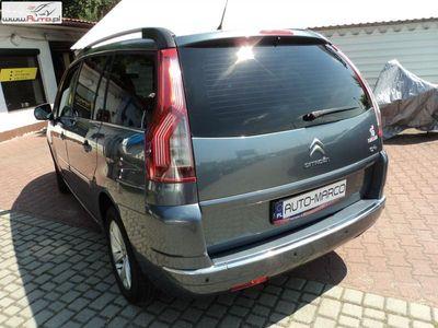 używany Citroën Grand C4 Picasso VTR+ 1.6 2012r. ręczna klima.