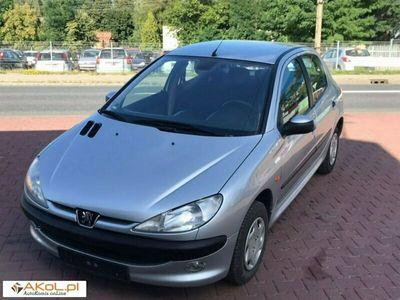 używany Peugeot 202 207 1.4dm 55KM 2002r.321km