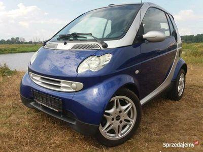 używany Smart ForTwo Cabrio 0.6 Klima Automat Benzyna z Niemiec