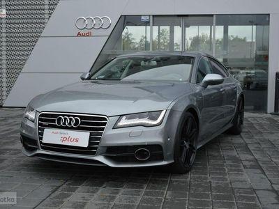 używany Audi A7 3dm 313KM 2014r. 123 147km