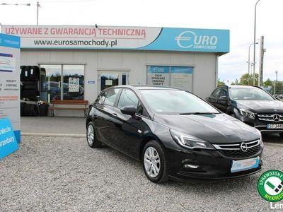 używany Opel Astra Gwarancja,Salon Polska,Tempomat,Turbo Benzyna V (2015-)