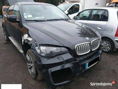 używany BMW 501 X6 E71 3.0 DIESELkoni BITURBO 2008 r, USZKODZON