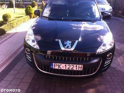 używany Peugeot 4007
