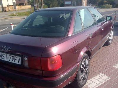 używany Audi 80 z gazem