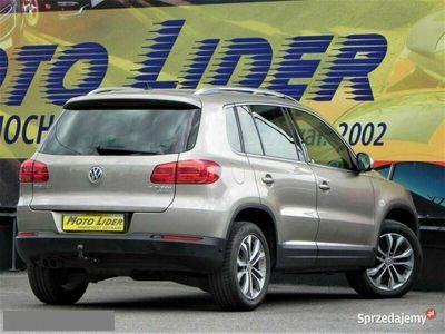używany VW Tiguan I 2.0 TDI, oryginalny przebieg, opłacony