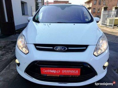 używany Ford C-MAX II benzynka - klimatron -navi - tel - panorama - park asist - Gwarancja