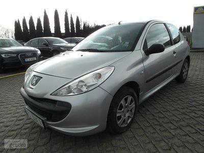 używany Peugeot 206+ 206206 plus 1,1 benzyna 60KM zarejestrowany
