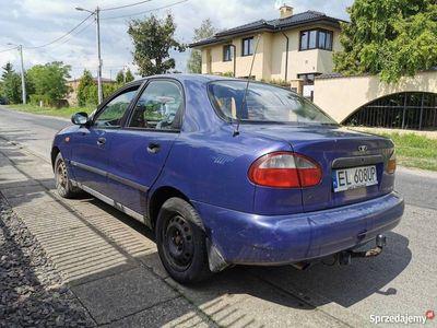 używany Chevrolet Lanos z gazem Pilne