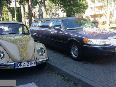 używany Lincoln Town Car 0dm3 2000r. 170 000km 4.6 V8 LPG DVD Bez wkładu Zamiana