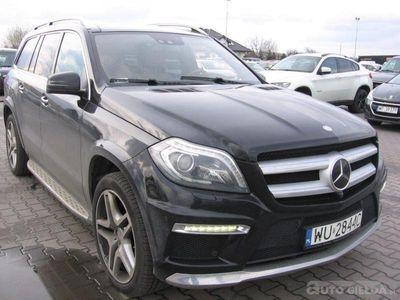 używany Mercedes GL500 kombi