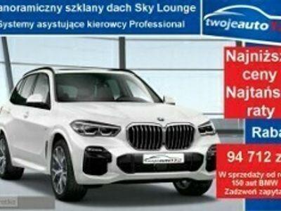 używany BMW X5 G05 xDrive30d, Pakiet M, Live Cockpit Professional z NAVI+ LEDY+HiFi
