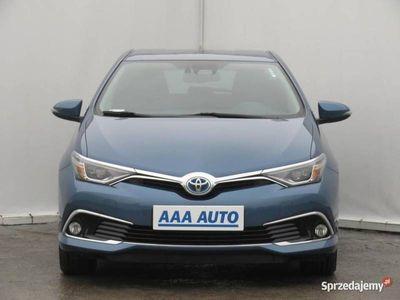 używany Toyota Auris Hybrid