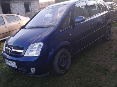 używany Opel Meriva 1,7 cdti A