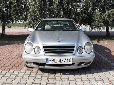 używany Mercedes CLK200 Kompressor