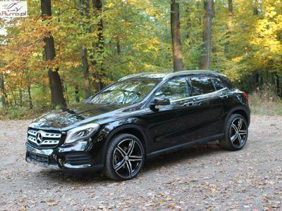 używany Mercedes GLA250 Inny 2dm3 245KM 2018r. 2 500kmAmg 4x4 Maic idealny gwarancja