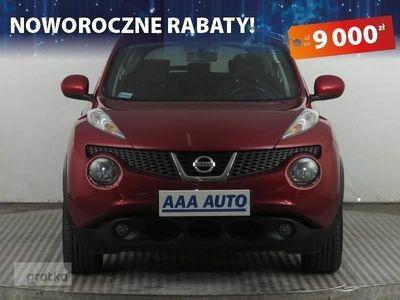 używany Nissan Juke  Salon Polska, Serwis ASO, Automat, Klimatronic, Tempomat