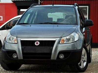 używany Fiat Sedici Opłacony 1.6i 16V Serwis klima Alu Gwarancja