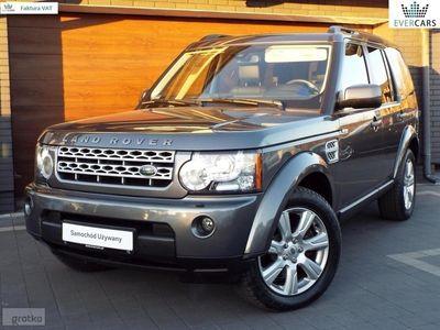 używany Land Rover Discovery 4 3.0SDV6 HSE rej.:2014 SalonPL Iwł Bezwypadkowy VAT, Piaseczno