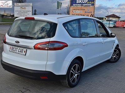 brugt Ford S-MAX 1.6dm3 160KM 2011r. 93 000km Gwarancja Techniczna, 7-OSÓB, 1,6 SCTI - 160 KM, 100% Serwis !!!