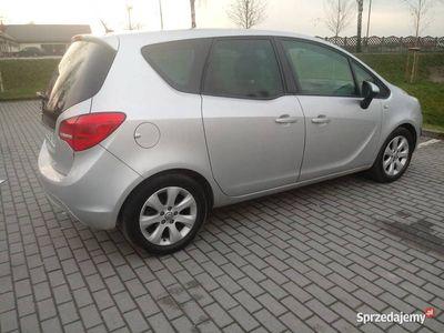 używany Opel Meriva 1,4 Klima Raty Gwarancja