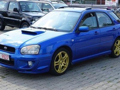 używany Subaru Impreza II WRX 225 km bezwypadkowy
