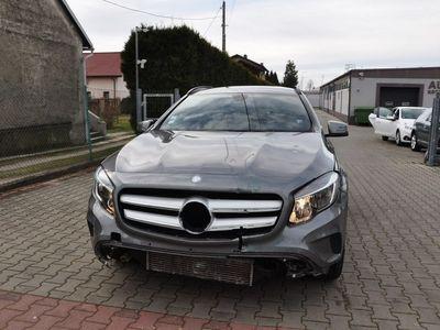 używany Mercedes GLA200 2.1dm 136KM 2014r. 78 804km
