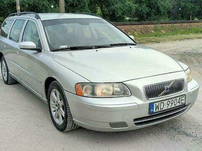 używany Volvo V70 D5 185 km, automat, 2x opony, sprawna klima II (1999-2007)