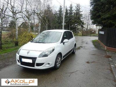 używany Renault Scénic 1.5dm 105KM 2009r. 117 000km