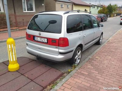 używany VW Sharan family stan bdb