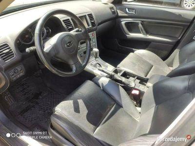 używany Subaru Legacy 2,5 benzyna 4x4 rok 2004