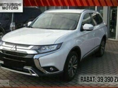 używany Mitsubishi Outlander III Instyle Instyle 2.0 Sohc Mivec 150KM 4WD CVT | Bogate wyposażenie