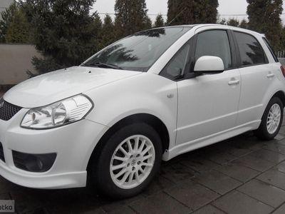 używany Suzuki SX4 I 2008, WRC Limited 375, Klima ,Navi,112 tys.km!!