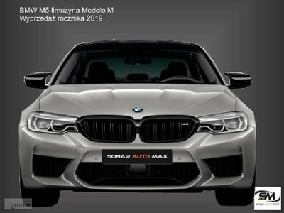 używany BMW M5 M5Pakiet Competition Limuzyna Modele M V (F10) (2011-)
