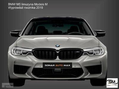 używany BMW M5 Pakiet Competition Limuzyna Modele M