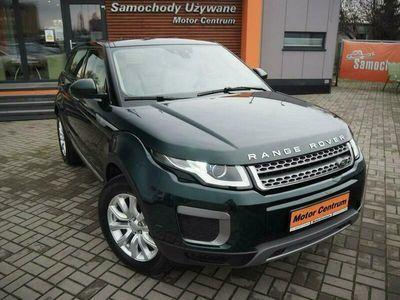 używany Land Rover Range Rover evoque 2dm 150KM 2016r. 110 604km
