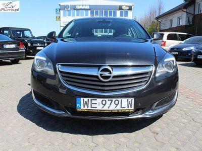 używany Opel Insignia 2dm3 170KM 2016r. 111 000km 170KM*Polska*Faktura23% Cosmo,Gwarancja