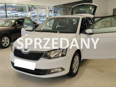 używany Skoda Fabia Fabia IIIIII / Benzyna + LPG / Salon PL / FV 23% / Gwarancja!, Długołęka