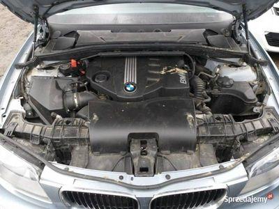 używany BMW 118 118 2dm 143KM 2009r.000km