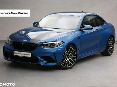używany BMW M2 3dm 411KM 2018r. 7 100km