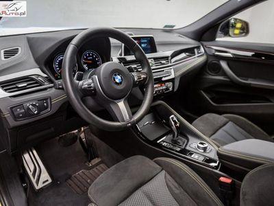 używany BMW X2 X2 2dm3 192KM 2018r. 9 900kmsDrive20i | Model M Sport | LED |