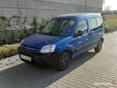 używany Citroën Berlingo 2007r. 1.4 benzyna 75KM lift, Zadbany 1WŁ